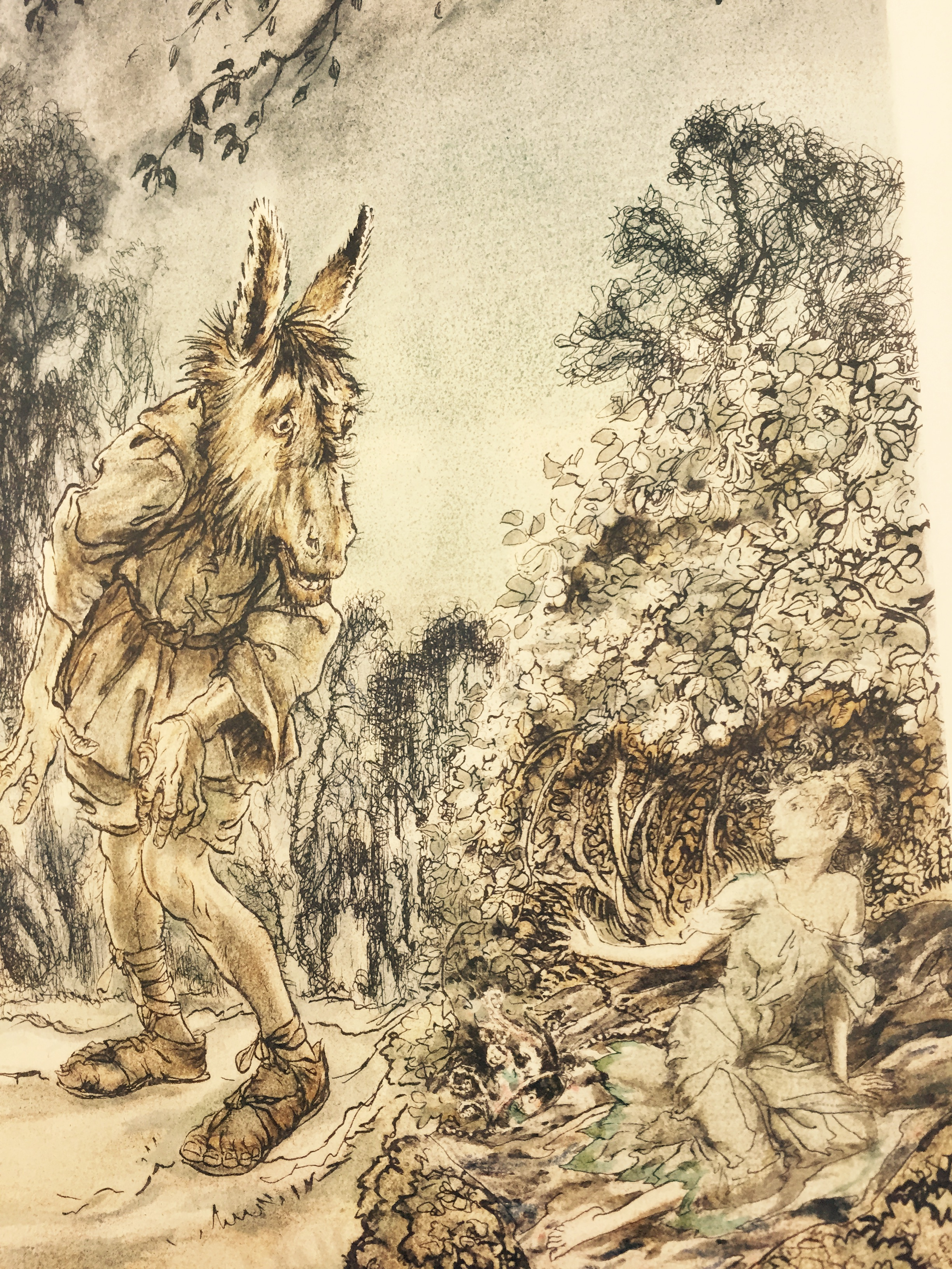 subplot in midsummer nights dream essay A summary of act iv, scene ii in william shakespeare's a midsummer night's dream learn exactly what happened in this chapter, scene, or section of a midsummer.